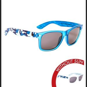 Del sol color changing kids sunglasses